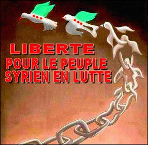 15 mars 2014 : solidarité avec la révolution syrienne !