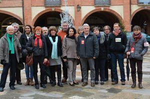 1ere réunion publique Rassemblement Montauban Citoyenne