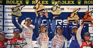 Histoire de course : Toyota au Mans