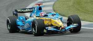 Histoire de course(s) : Renault F1 partie 4, le retour officiel et la consécration (2001-2006)