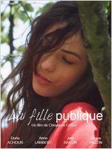 &quot&#x3B;La fille publique&quot&#x3B; un film autobiographique de Cheyenne Caron