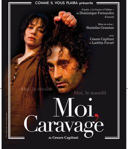 &quot&#x3B;Moi, Caravage&quot&#x3B; au théâtre Marigny pour les amoureux du Caravage