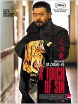 Voir ou ne pas voir &quot&#x3B;A touch of sin&quot&#x3B; that is the question
