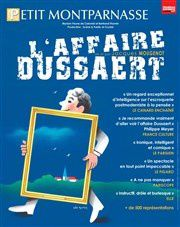 &quot&#x3B;L'affaire Dussaert&quot&#x3B; : une critique malicieuse de l'art contemporain