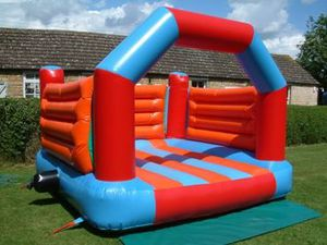 Ordering a Bouncy Castle: Safety Matters