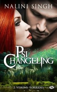 Psi-changeling tome 2
