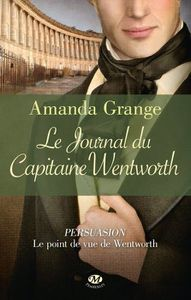 Le journal du Capitaine Wentworth d'Amanda Grange