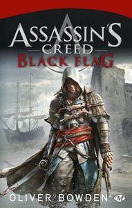 Black flag de Oliver Bowden