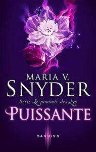 Puissante de Maria V. Snyder