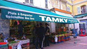 Le Tam-Ky : véritable institution du quartier de  Noailles