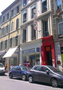 Le Taïwan, le restaurant chinois de la Rue Paradis
