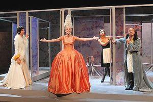 [Théâtre - Anthéa - Antibes] Première classique au nouveau théâtre d'Antibes : &quot&#x3B;Le Jeu de l'amour et du hasard&quot&#x3B;