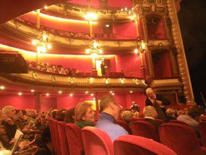 [Théâtre –Théâtre des Célestins – Lyon] manipulations en série