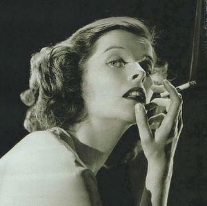 Katharine Hepburn... volutes