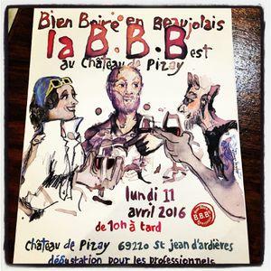 Lundi : c'est Beaujolais !