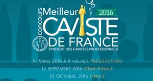 1/2 finale du concours Meilleur Caviste de France