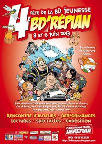 Festival de la BD à Hérépian