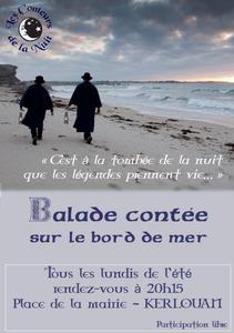 La saison touristique 2013 des balades contées commence le 24 juin