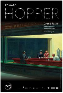 Exposition Edward Hopper (Grand Palais)