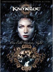 Kamelot : One cold winter's night (Rockfeller Music Hall d'Oslo)