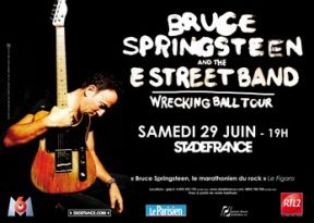 Bruce Springsteen &amp&#x3B; The E Street Band live au Stade de France - 29/06/2013