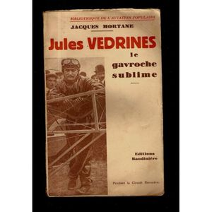 BUSSIERE-DUNOISE: Jules Vedrines