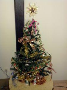 Mon sapin de Noël 2014