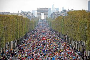 Marathon de Paris, c'est parti !