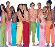 Benetton abiti e colori primavera estate 2013