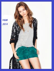 H&amp&#x3B;M collezione spring summer 2014