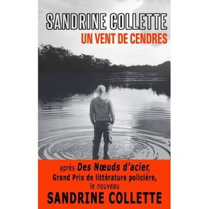 Chronique de Un vent de cendres de Sandrine Collette