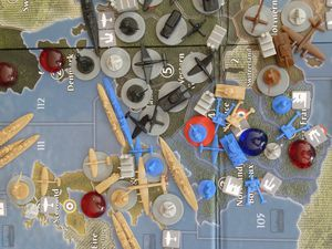 Axis and Allies Europe + Pacifique 2ème Edition (2010)