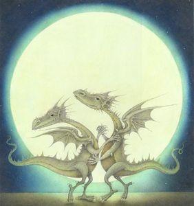 Le biscuit du dragon