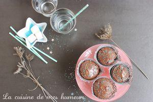 Cupcakes fourrés au nutella
