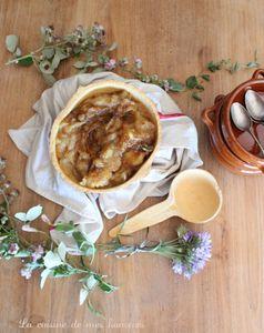 Un simple hobbit: compote à la rhubarbe pomme et vanille