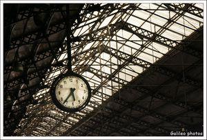 Brèves de gare ou des vies qui se croisent