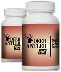 Deer antler plus made by real Deer antler velvet (Deer antler spray)