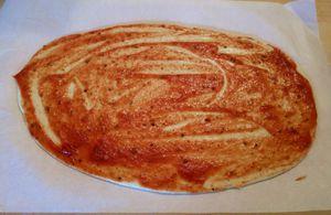 Roulés de pizza.. Un apéro original et sympa