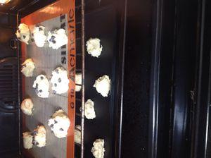 Cookies sucrés au fromage Kiri