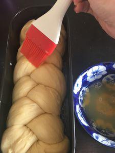 Brioche moelleuse au Cook Expert