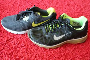 COMPARATIF CHAUSSURE RUNNING : NIKE LUNARGLIDE 3 VS AIR MAX 2011