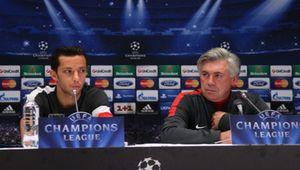 Ancelotti attend une réaction...