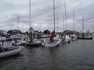 Retour sur la premiere course de la saison 2012: UK Solent