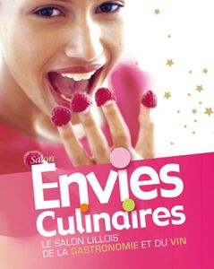 Le Salon des Envies Culinaires à Lille !