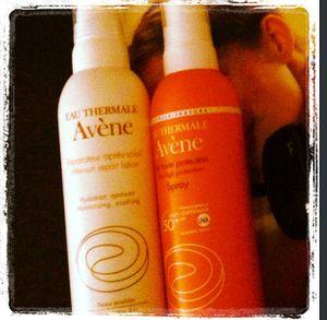 Vive Avène – Duo solaire