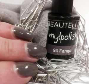 Fango - Vernis semi-permanent My Polish
