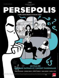 Persépolis, une oeuvre engagée et la projection d'une critique violente