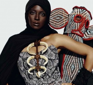 A quoi servent les mannequins noires lorsqu'on peut peindre les blanches? #3 le complexe subsaharien.