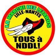 Les marcheurs de Lille partent samedi 5 janvier à 8h