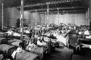 TARN - Hôpitaux militaires (1914-1918)